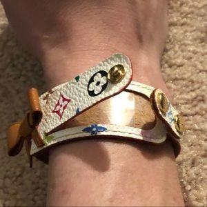 Louis Vuitton Jewelry - LV multicolor bracelet